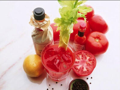Tomatoes for juicing