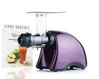 Sana Juicer EUJ-707 Purple plum + recipe book
