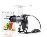 Sana Juicer EUJ-707 Chrome + recipe book