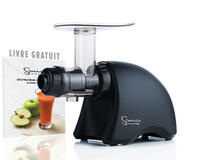 Sana Juicer EUJ-707 BAntracite + recipe book