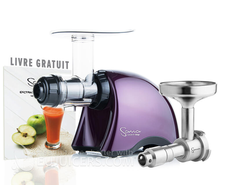 Sana Juicer EUJ-707 + Oil Extractor 702